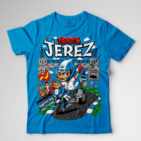 100% Jerez