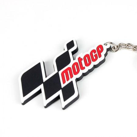 Llavero con logo MotoGP