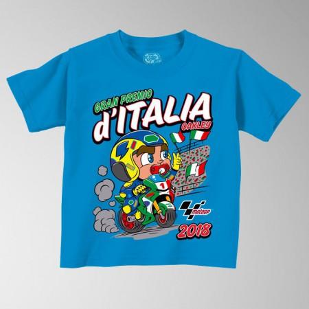 Gran Premio d'Italia 2018 Camiseta Bebé
