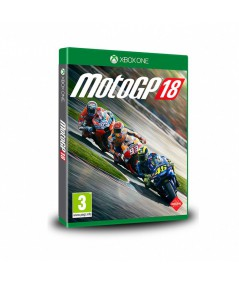 Game MotoGP 18 XBOX ONE