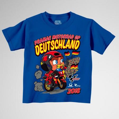 Camiseta de Bebé GP Deutschland 2018