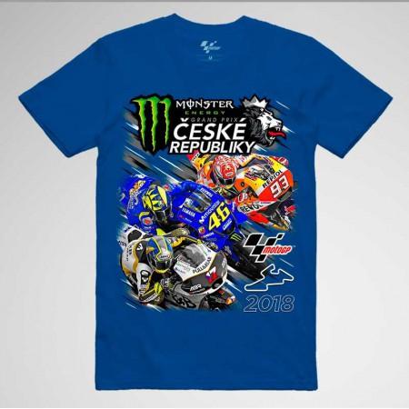 Camiseta Gran Premio Republica Checa BRNO 2018