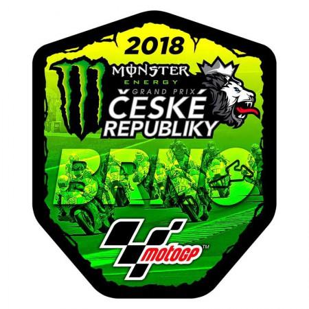 GP Brno Pegatina