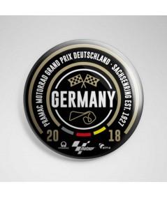 GP Deutschland Sticker