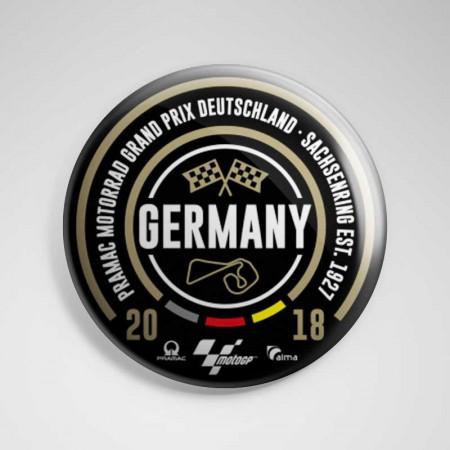 GP Deutschland Imán