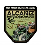 GP Aragón 2018 Sticker