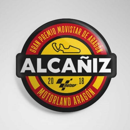 GP Aragón 2018 Magnet