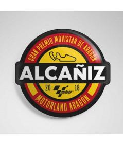 GP Aragón 2018 Imán