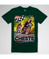 GP Valencia 2018 Camiseta estilo vintage