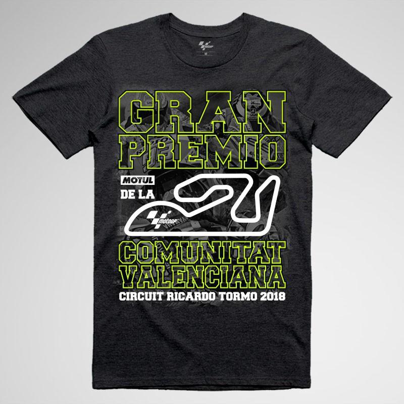 GP Valencia 2018 Camiseta