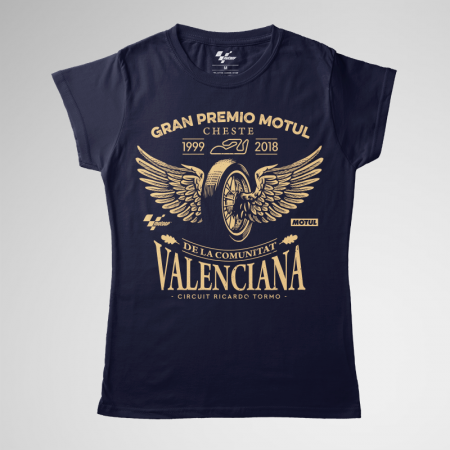 GP Valencia 2018 - Women's t-shirt
