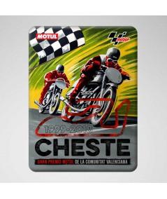GP Valencia 2018 - Sticker