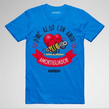 Camiseta 'Dime algo con amor...'