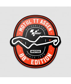 GP TT Assen 2018 Sticker
