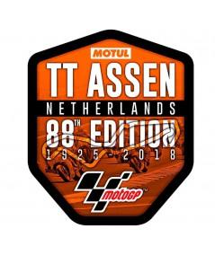 GP TT Assen 2018 Sticker