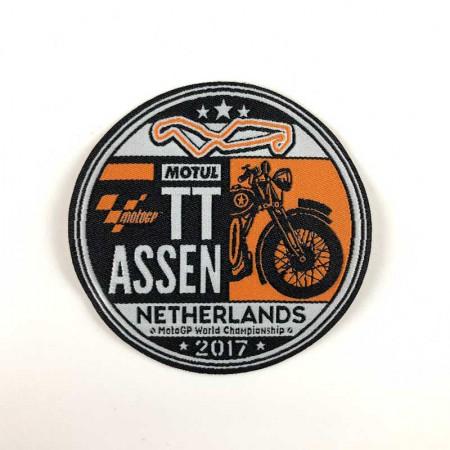 GP TT Assen Parche