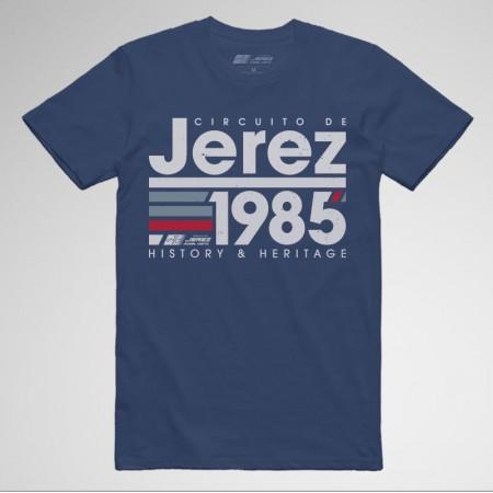 Camiseta del Circuito de Jerez Angel Nieto 1985
