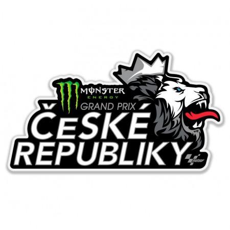 Pegatina GP República Checa, Brno