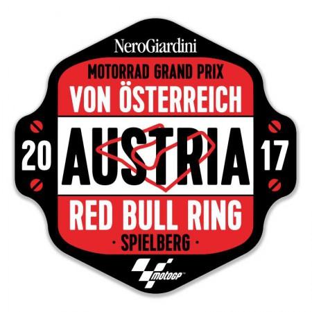 GP Austria Pegatina