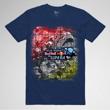 Camiseta GP España, Jerez 2019