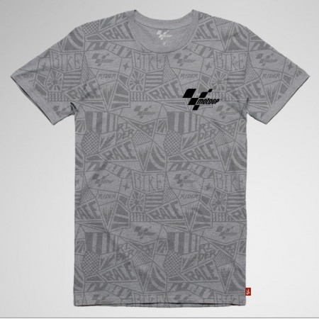 T-shirt Pattern MGP - MotoGP