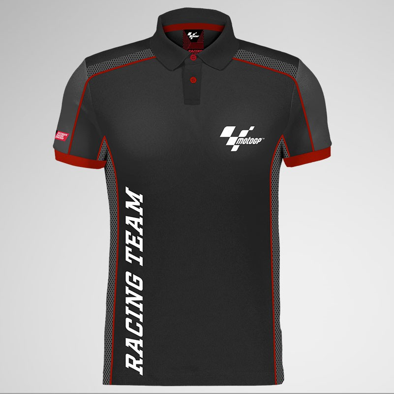 Official Motogp Polo To Dress In The Circuits Motorcycle Races