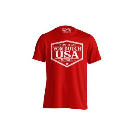 VON MGP14T TEE RED