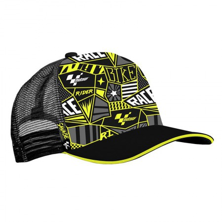 Gorra TRUCKER MGP Yellow