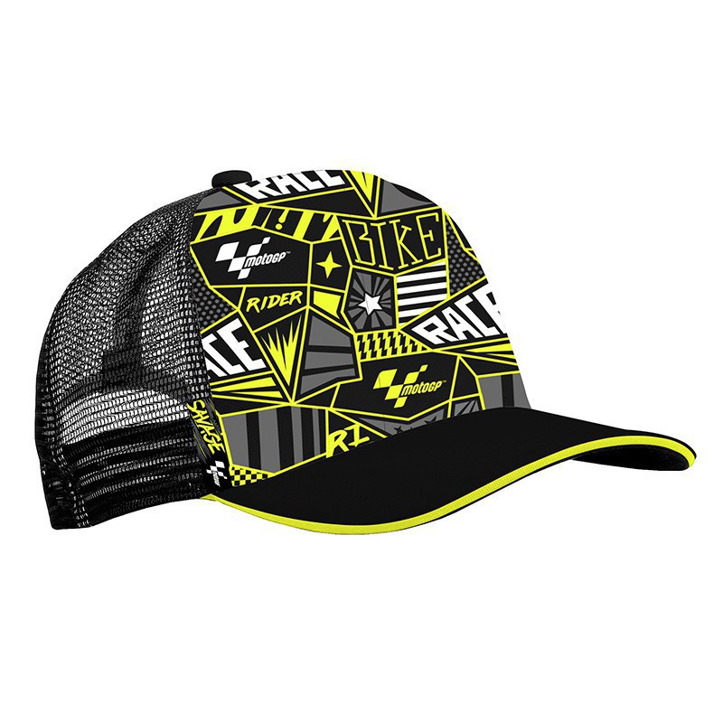 Cap TRUCKER MGP Yellow