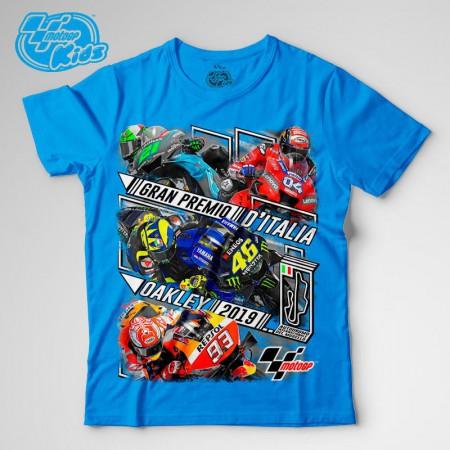 Camiseta niño y niña, GP Italia 2019 Mugello