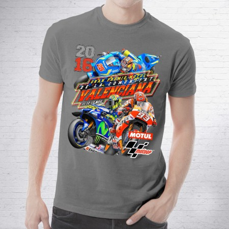 GP Valencia 2016
