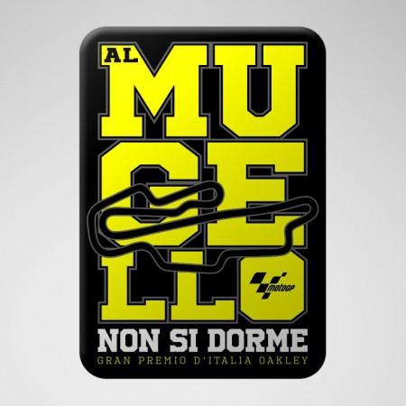 Pegatina GP Italia, Mugello 2019
