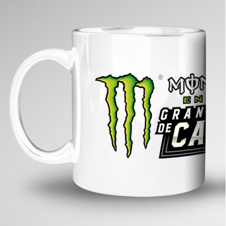Mug of the 'GP Monster Energy Catalunya