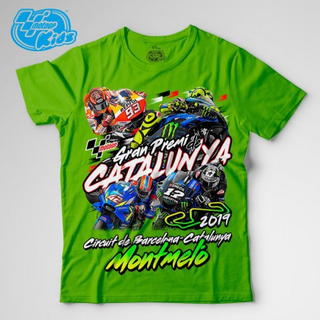 GP Monster Energy de Catalunya 2019, Kids