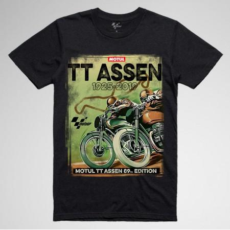 T-shirt of the Motul TT Assen, The Netherlands 2019 Vintage