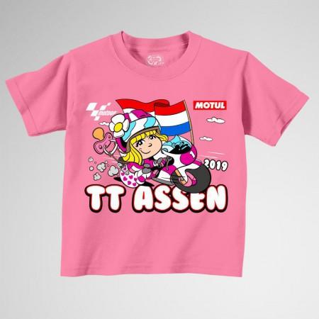 Camiseta bebé, Motul TT Assen