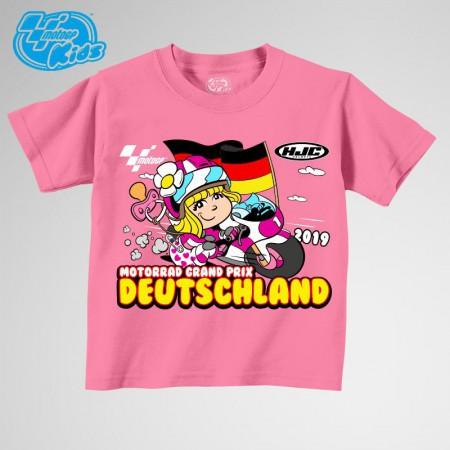 Camiseta bebé GP Alemania, 2019
