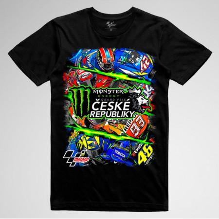Camiseta Monster Energy GP Brno 2019