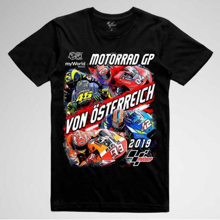 Camiseta GP Austria, 2019, MotoGP™