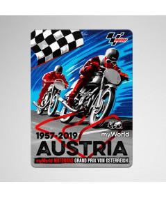 GP Austria Sticker 2019