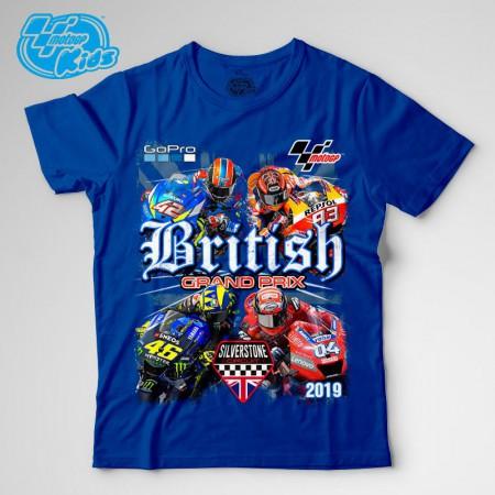 GP Gran Bretaña 2019, Kids
