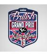 GP Gran Bretaña 2019 Pegatina