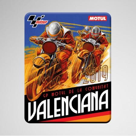 GP Valencia, Cheste 2019 Magnet