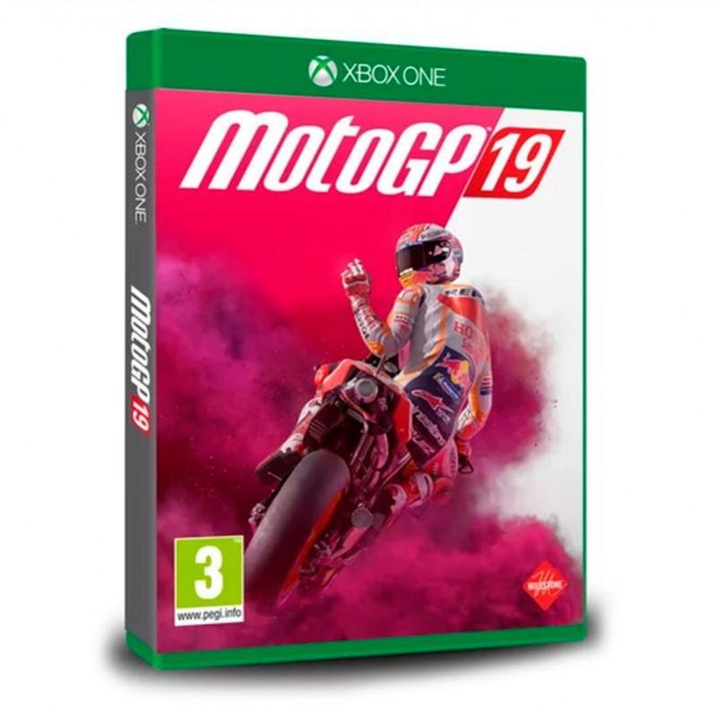 XBOX ONE MotoGP ™ 19 Video Game