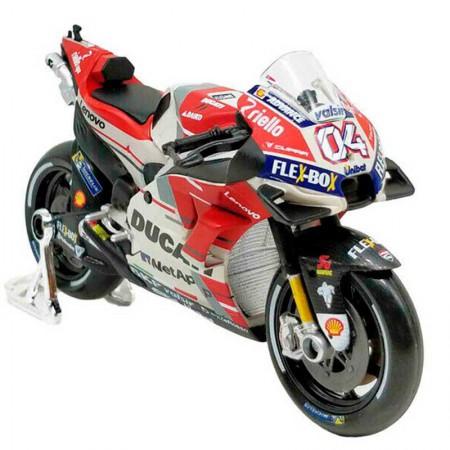 Moto Ducati Andrea Dovizioso Maisto
