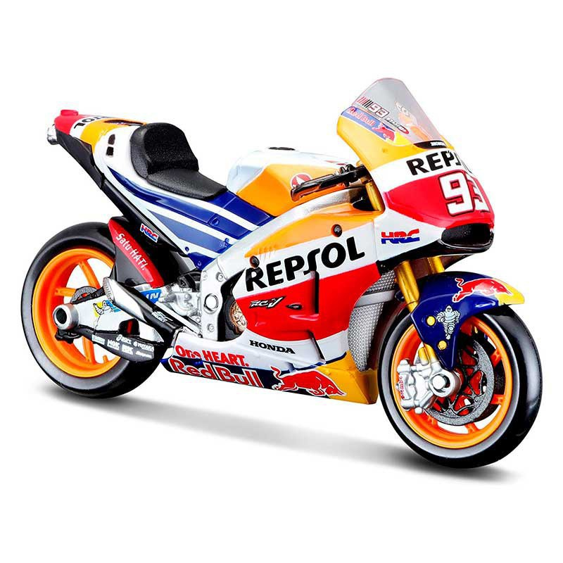Moto Honda Marc Marquez 1:18