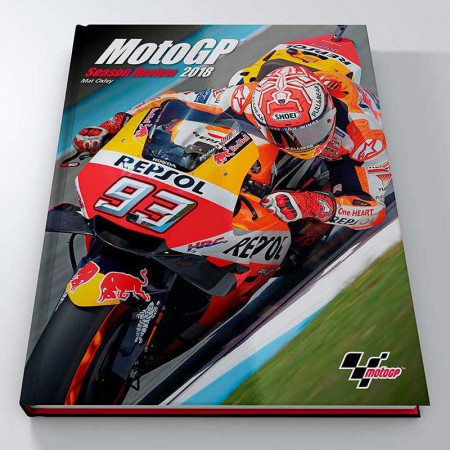 Libro MotoGP™ Season Review 2018 Mat Oxley
