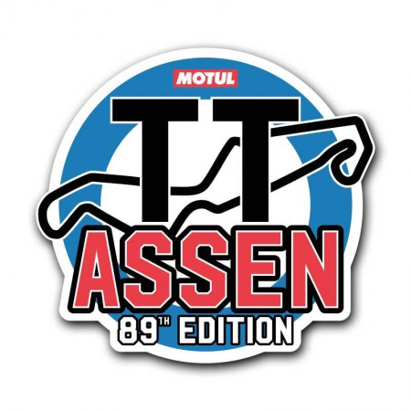 Motul TT Assen. Patch