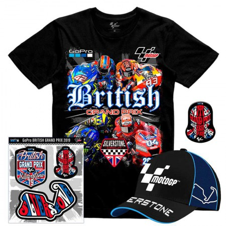 Pack British GP 2019