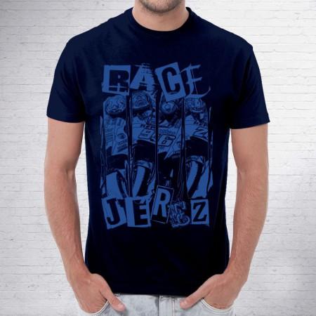 Camiseta Race Jerez Hombre